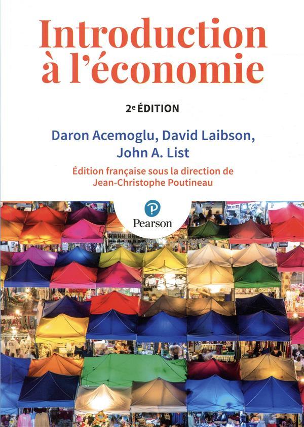 INTRODUCTION A L ECONOMIE 2E EDITION