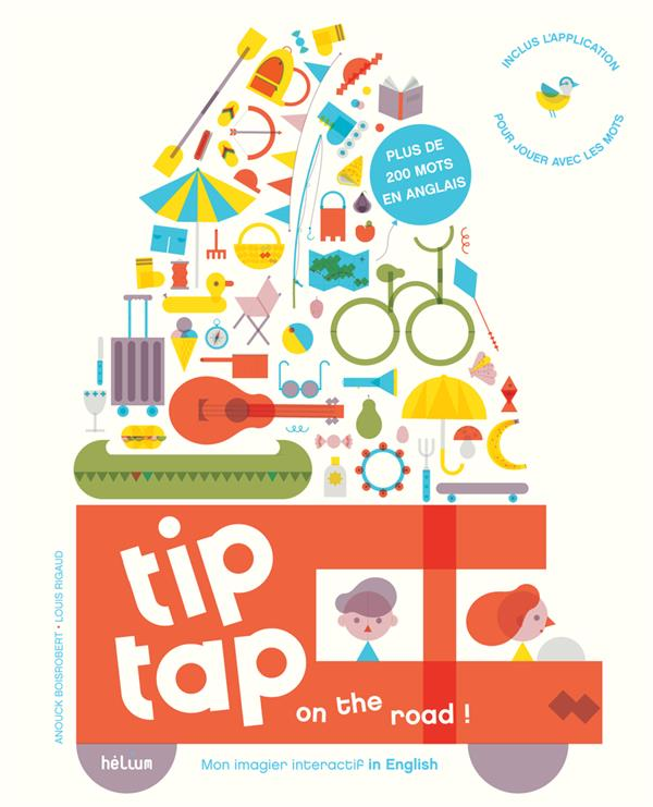 TIP TAP  -  MON IMAGIER INTERACTIF IN ENGLISH