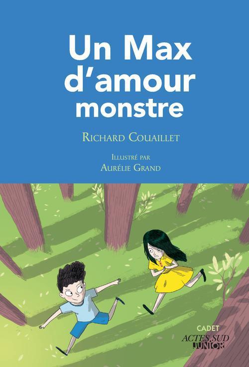 UN MAX D'AMOUR MONSTRE