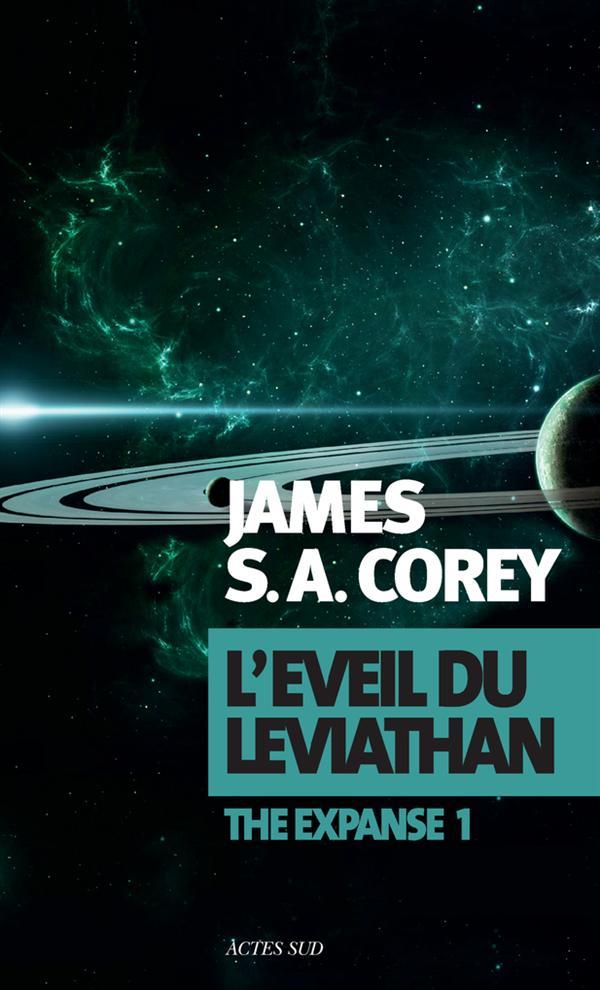 The expanse L'éveil du Léviathan Vol.1