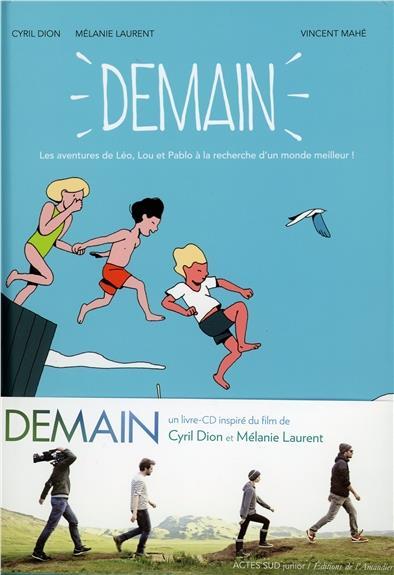 DEMAIN + CD Mahé Vincent Actes Sud junior