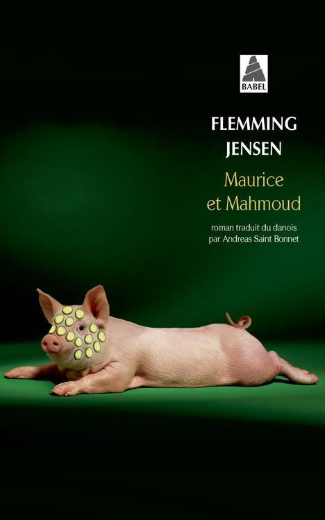 MAURICE ET MAHMOUD JENSEN FLEMMING Actes Sud