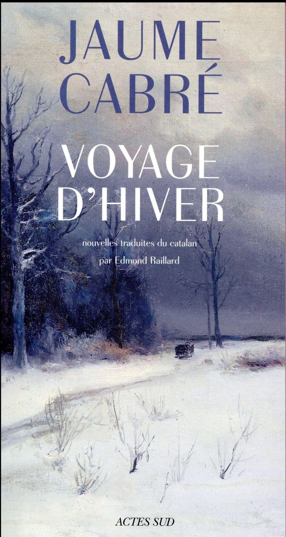 VOYAGES D'HIVER NOUVELLES