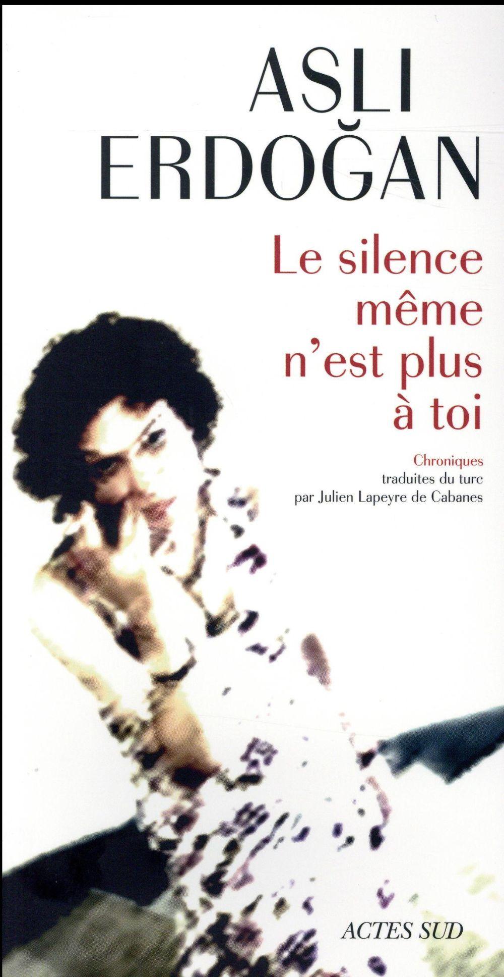 LE SILENCE MEME N'EST PLUS A TOI