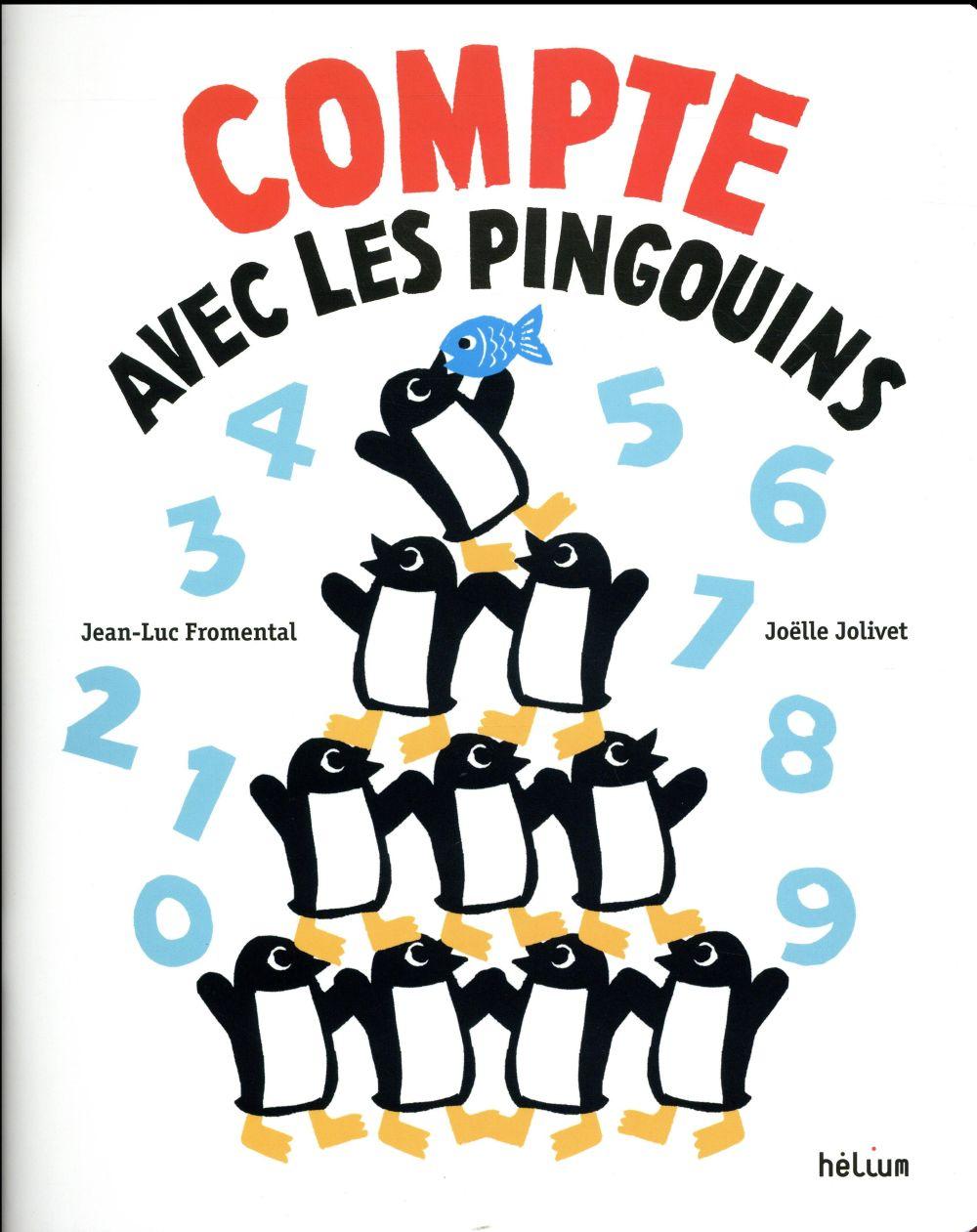 COMPTE AVEC LES PINGOUINS !