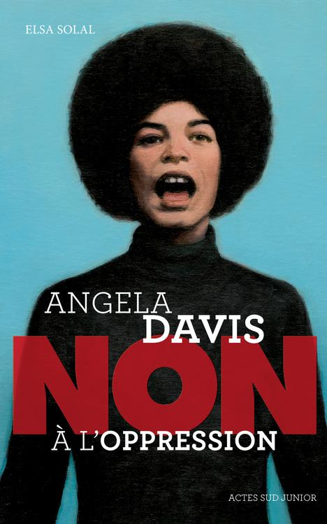 ANGELA DAVIS :