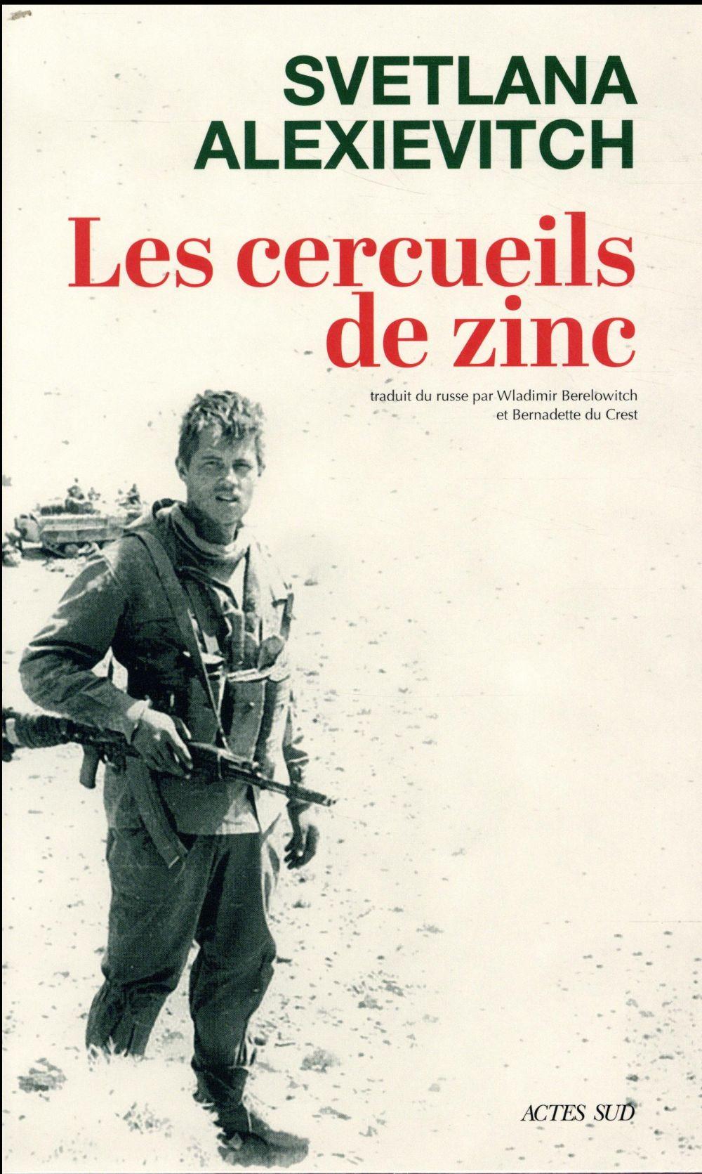 LES CERCUEILS DE ZINC