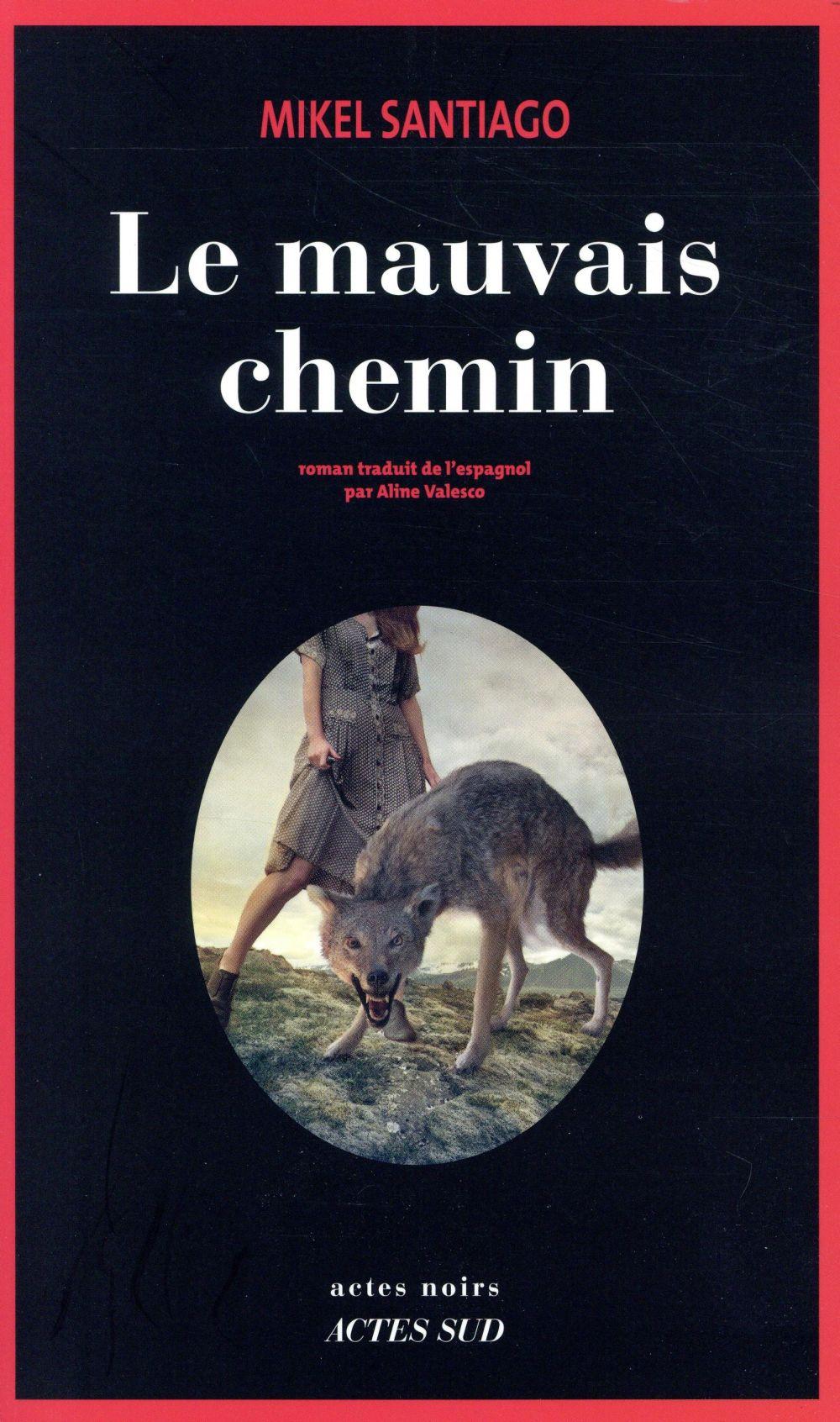 LE MAUVAIS CHEMIN SANTIAGO MIKEL ACTES SUD