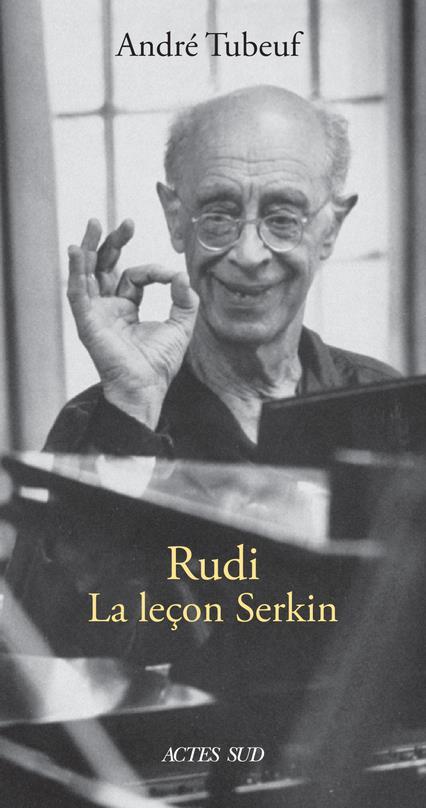 RUDI. LA LECON SERKIN