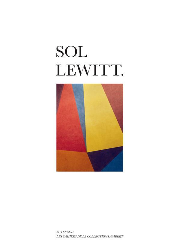 SOL LEWITT COLLECTIF/IBARS STEP ACTES SUD