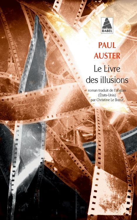 LE LIVRE DES ILLUSIONS (BABEL 591)  ACTES SUD