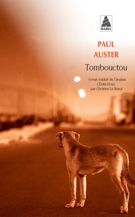 TOMBOUCTOU (BABEL 460) AUSTER PAUL ACTES SUD