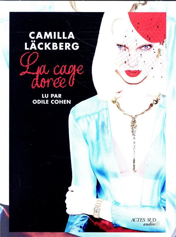 LA CAGE DOREE  (LIVRE AUDIO. PVC 24 E) - LA VENGEANCE D'UNE FEMME EST DOUCE ET IMPITOYABLE