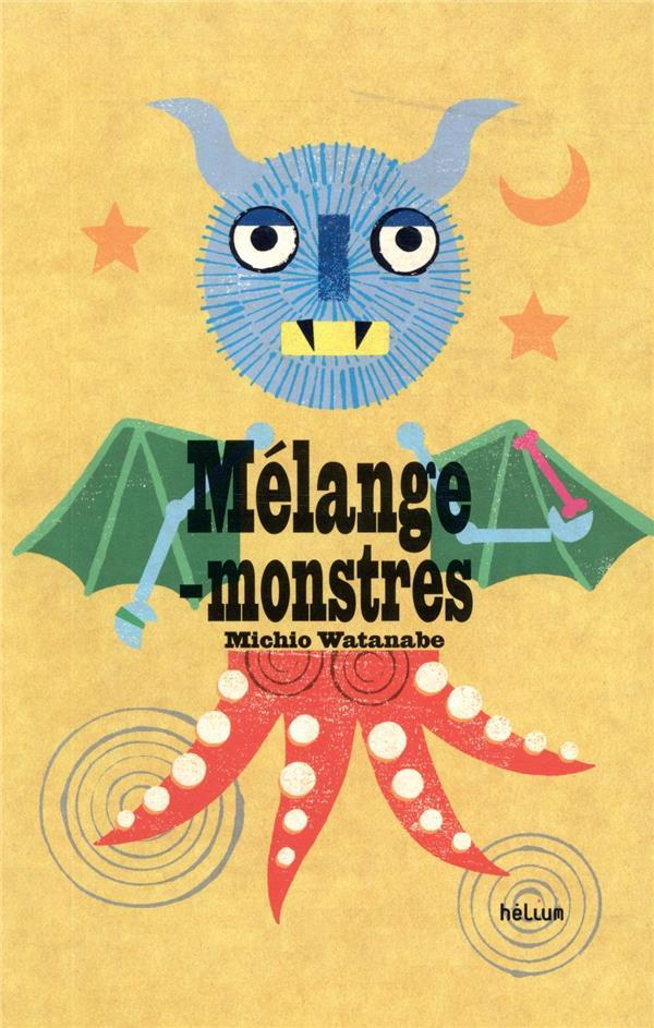 MELANGE-MONSTRES