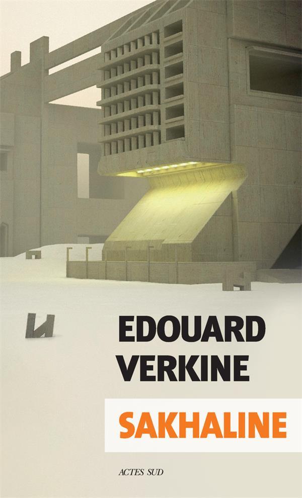 SAKHALINE VERKINE, EDOUARD ACTES SUD