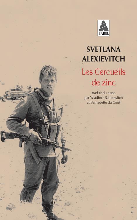 LES CERCUEILS DE ZINC ALEXIEVITCH SVETLANA ACTES SUD