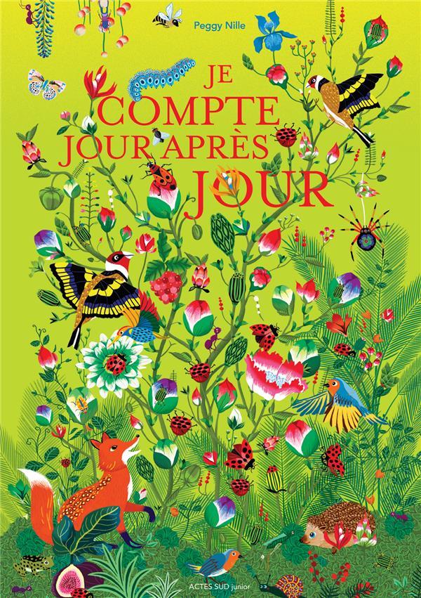 JE COMPTE JOUR APRES JOUR -