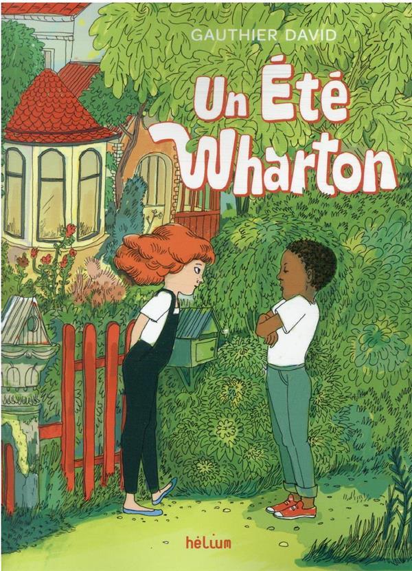 UN ETE WHARTON DAVID/CAUDRY ACTES SUD