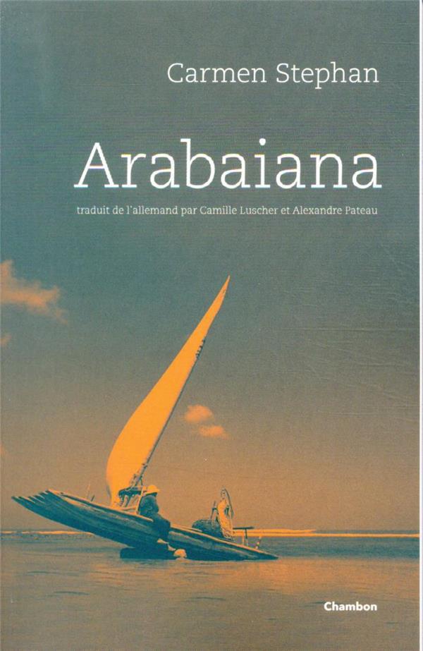ARABAIANA STEPHAN, CARMEN ACTES SUD