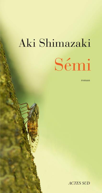 SEMI SHIMAZAKI AKI ACTES SUD