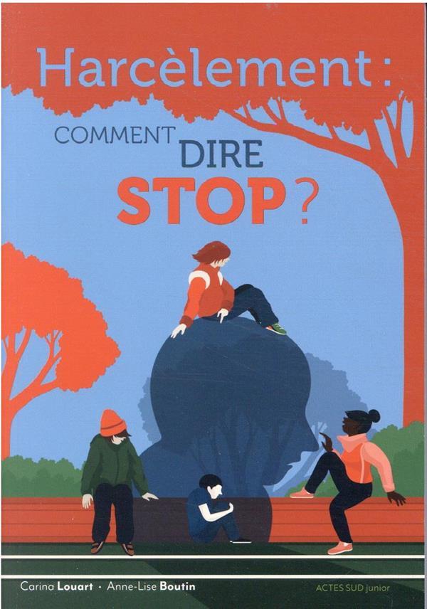 HARCELEMENT, COMMENT DIRE STOP ?
