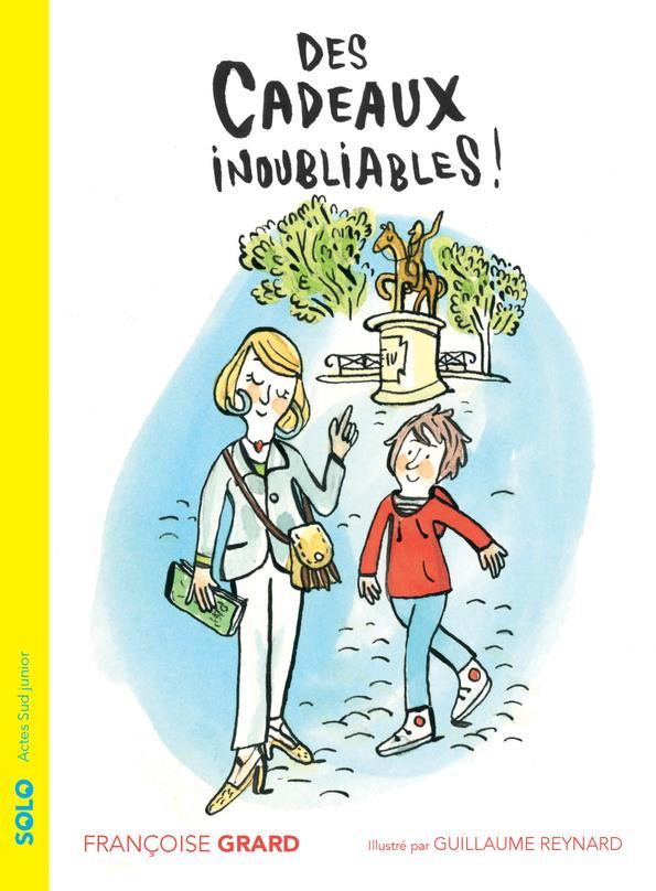 DES CADEAUX INOUBLIABLES ! GRARD/REYNARD ACTES SUD