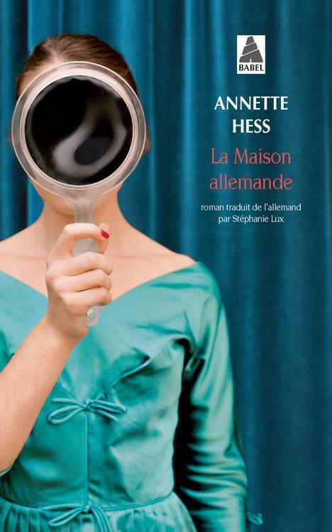 LA MAISON ALLEMANDE HESS ANNETTE ACTES SUD