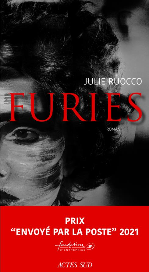 FURIES RUOCCO JULIE ACTES SUD