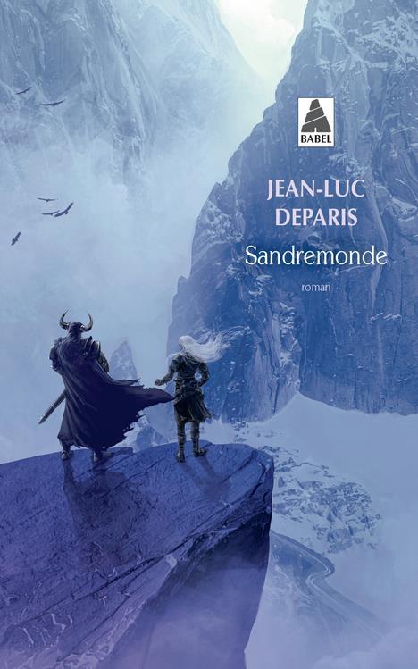 SANDREMONDE DEPARIS JEAN-LUC ACTES SUD