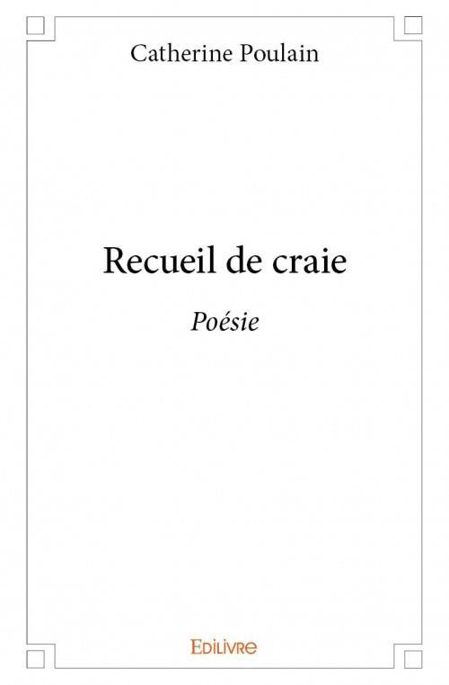 RECUEIL DE CRAIE