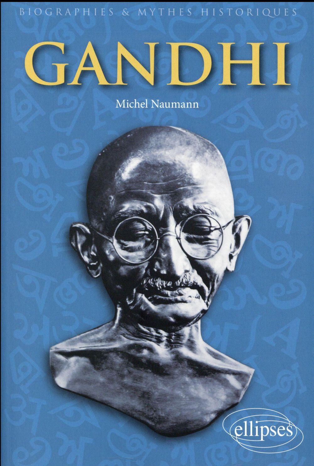 Naumann Michel - Gandhi