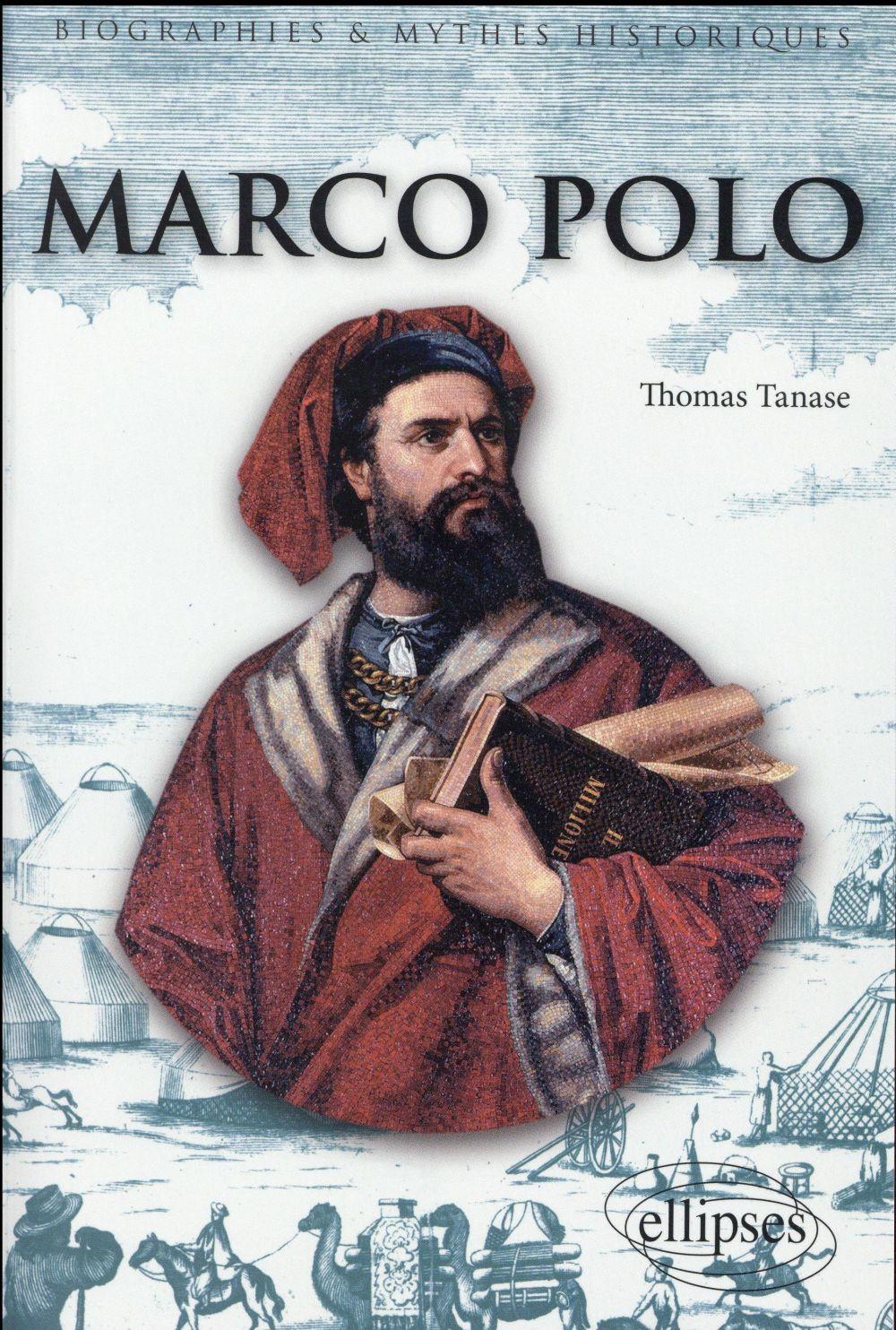 Tanase Thomas - Marco Polo