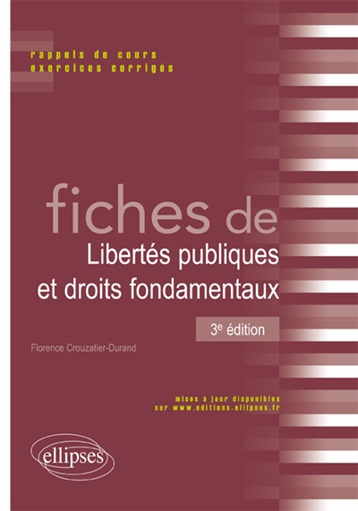 FICHES DE LIBERTES PUBLIQUES E