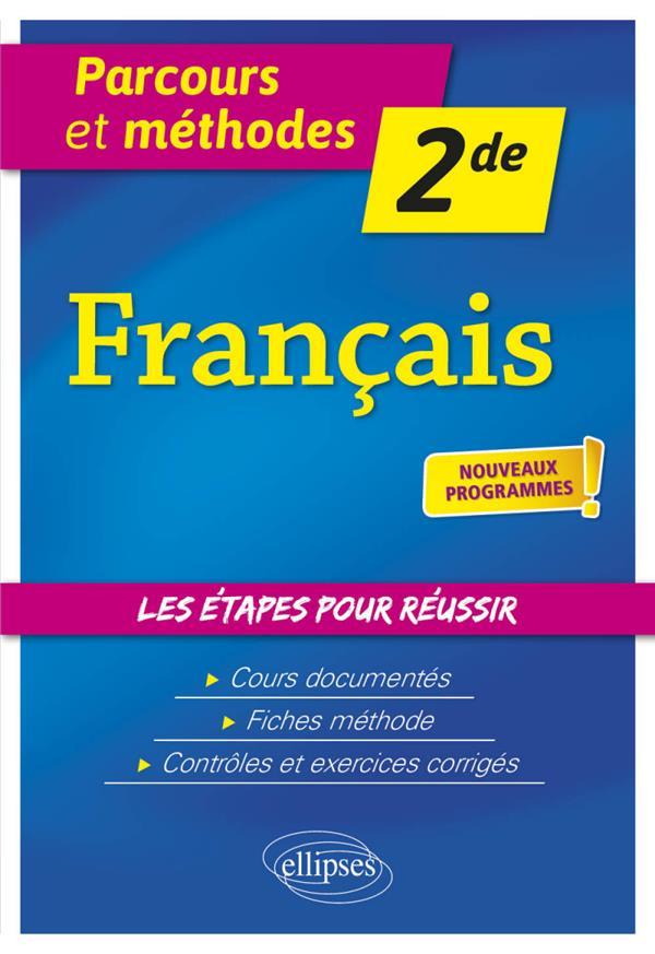 FRANCAIS  -  2DE - NOUVEAUX PROGRAMMES