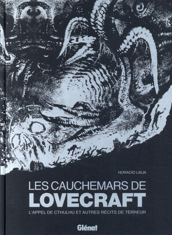 LES CAUCHEMARS DE LOVECRAFT - L-APPEL DE CTHULHU ET AUTRES RECITS DE TERREUR