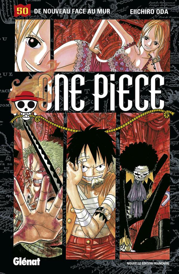ONE PIECE - EDITION ORIGINALE - TOME 50 Oda Eiichiro Glénat