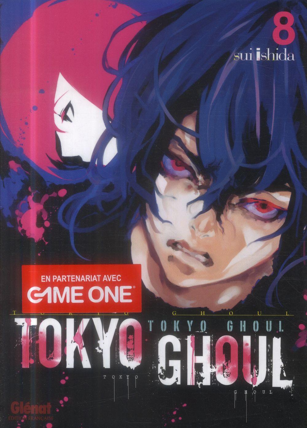 TOKYO GHOUL - TOME 08 Ishida Sui Glénat