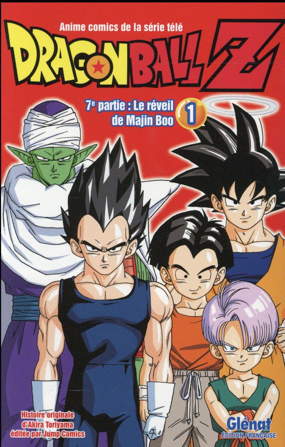 DRAGON BALL Z - 7E PARTIE - TOME 01 Toriyama Akira Glénat