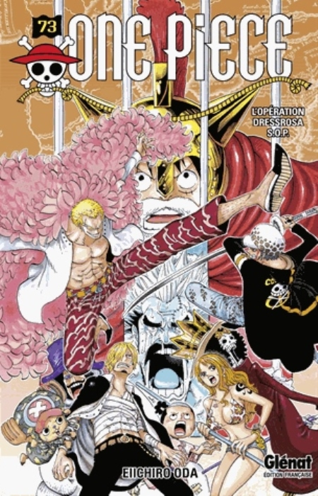 ONE PIECE - TOME 73