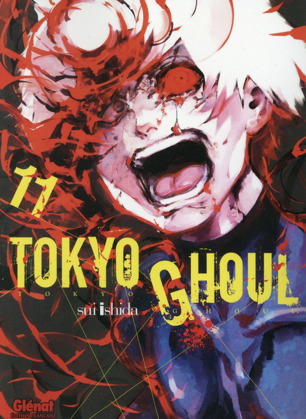 TOKYO GHOUL - TOME 11 Ishida Sui Glénat