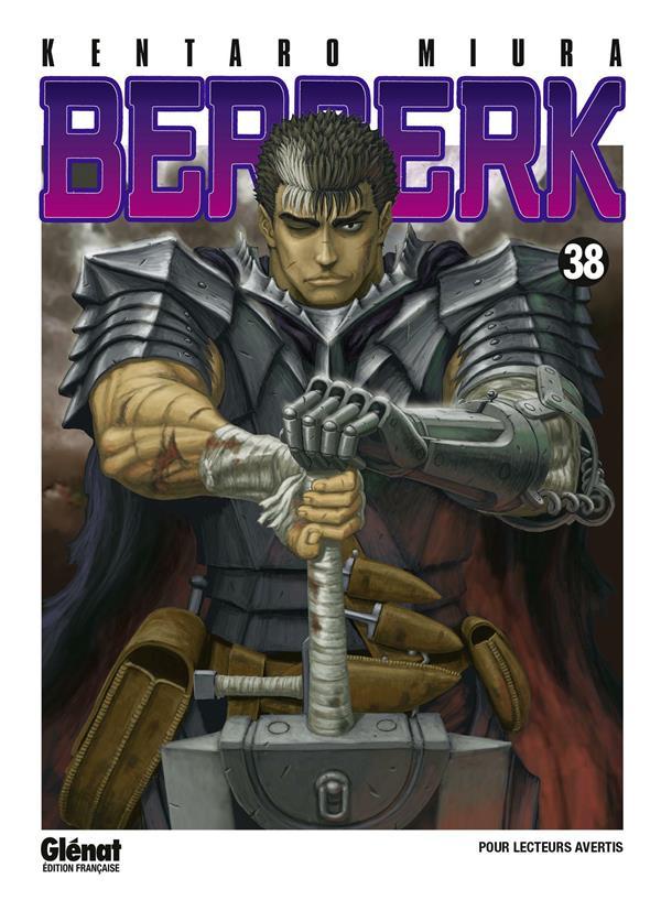 BERSERK - TOME 38 Miura Kentaro Glénat