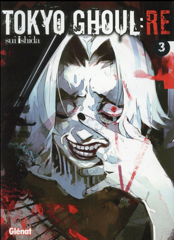 TOKYO GHOUL RE - TOME 03 Ishida Sui Glénat