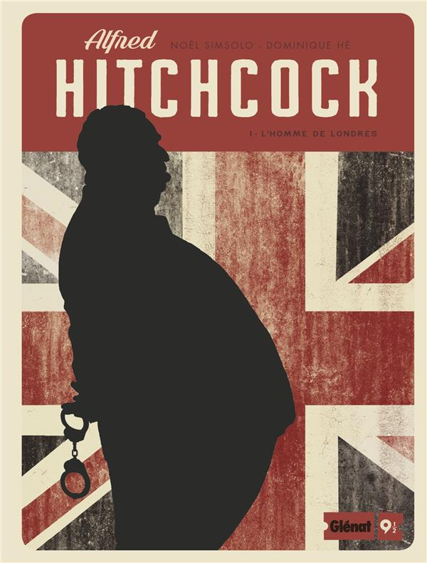 SIMSOLO+HE - ALFRED HITCHCOCK T.1  -  L'HOMME DE LONDRES