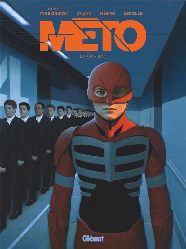 METO - TOME 01 - LA MAISON GREVET/LYLIAN/NESMO GLENAT