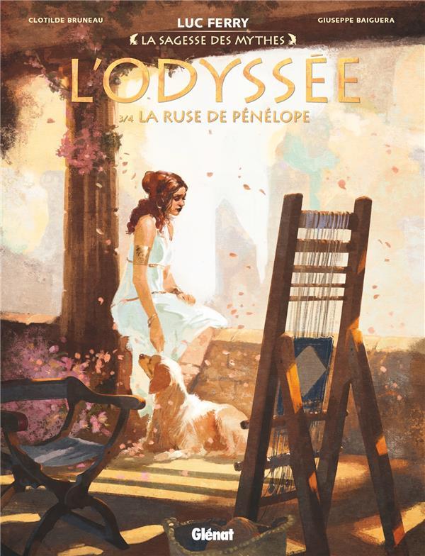 L'ODYSSEE T.3     LA RUSE DE PENELOPE