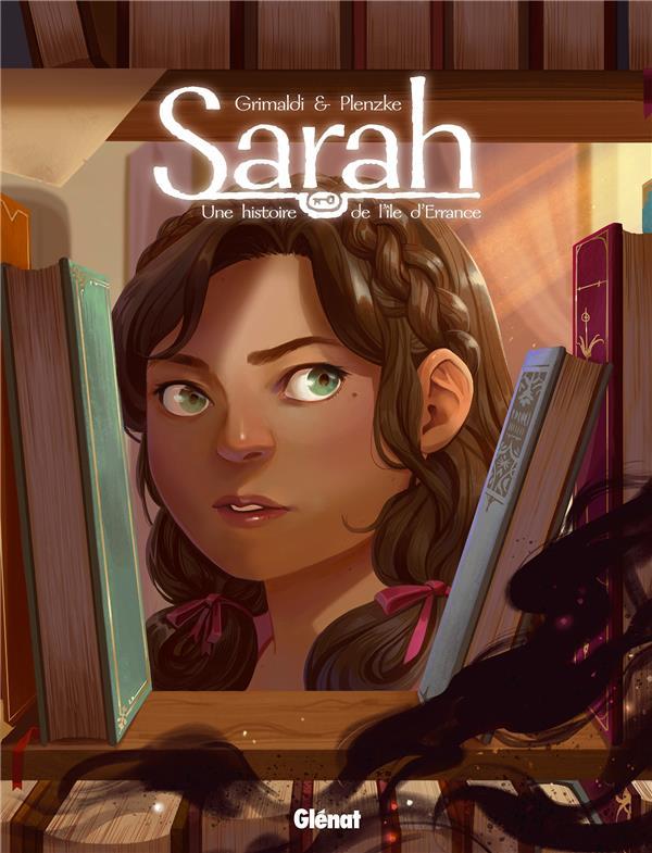 SARAH  -  UNE HISTOIRE DE L'ILE D'ERRANCE GRIMALDI/PLENZKE Glénat
