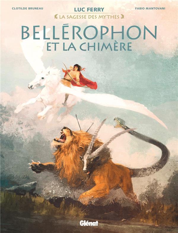 BELLEROPHON ET LA CHIMERE MONTOVANI/BRUNEAU GLENAT