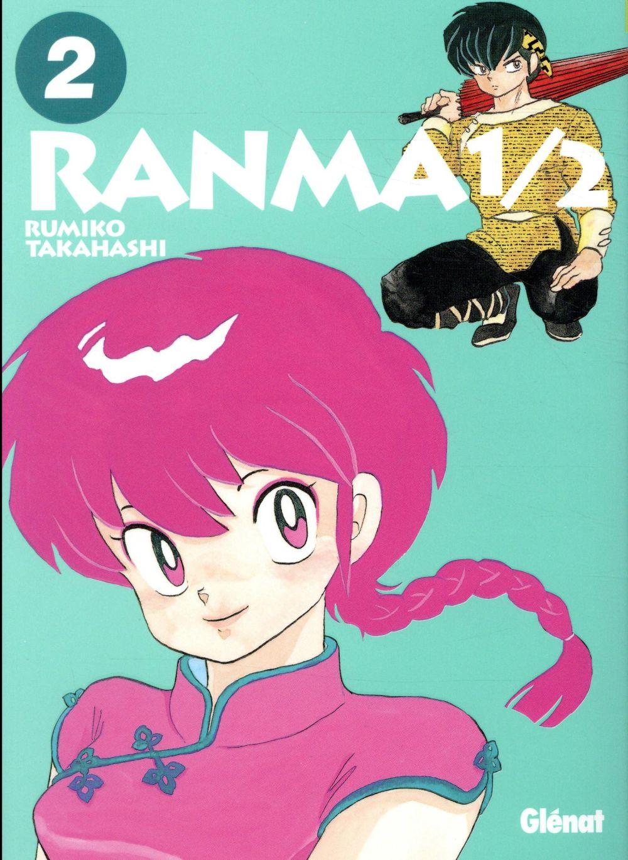 RANMA 12 - EDITION ORIGINALE T.2  GLENAT