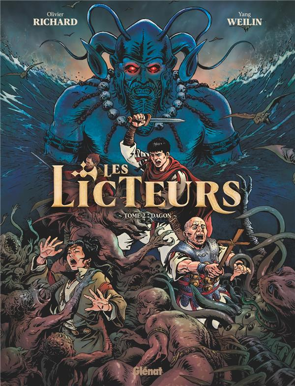 LES LICTEURS T.2  -  DAGON