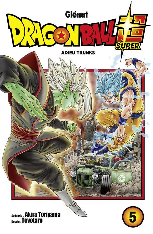DRAGON BALL SUPER - TOME 05 TORIYAMA/TOYOTARO GLENAT